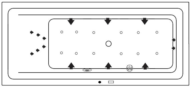 System AKTIV FIT E (629) für Einsitzer